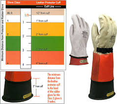 Astm Glove Chart Hawkins Safety Equipment Selecting The Proper Insulating