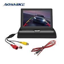 <b>AOSHIKE Car</b> Monitor Foldable 4.3 Screens For <b>Car</b> With <b>Vehicle</b> ...