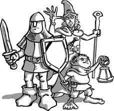 Image result for adventuring party