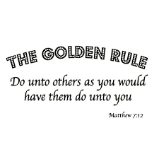 Do Unto Others Quotes Enchanting Amazon The Golden Rule Do Unto Others As You Would Have Them