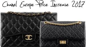 chanel bags 2017 prices. chanel bags increase in price for europe as of may 2017 | spotted fashion prices p