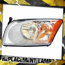 Dodge Caliber Side Light Bulb Replacement For 2009 Dodge Caliber Left Driver Side Head Lamp Headlight