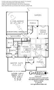 garden home plans. Delighful Plans Hedgeview Garden Home 06336 1st Floor Plan  For Garden Home Plans O