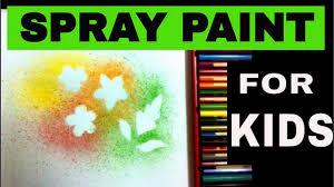 Easy Spray Paint Art Ideas For Beginners Defendbigbirdcom