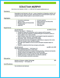 Pilot Resume Template Successful Low Time Airline Pilot Resume Pilot Resume Template 9