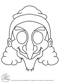 Animaux Coloriage Fantome Dhalloween Qui Fait Peur Coloriages