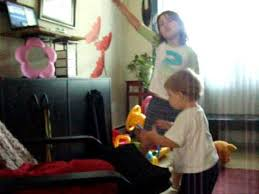 LTN & EULA- Logan learns to dance from Sis.AVI - YouTube