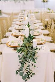 best 25 greenery centerpiece ideas on simple