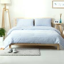 blue and white striped quilt cotton jersey sheets light blue and white stripe duvet cover solid blue and white striped quilt comforter