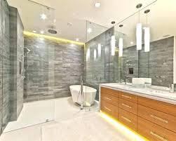 showers shower can light bathroom lights lighting ideas stall ceiling surface