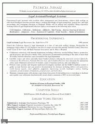 Paralegal Resumes Examples Best Paralegal Resume Sample Proyectoportal Paralegal Resume 19