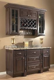 kitchen island close up. wine rack: upper kitchen cabinets with glass doors and rack bing images nice layout island close up
