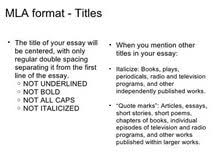do you write a poem title in an essay how do you write a poem title in an essay