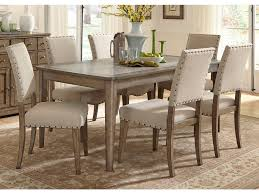 liberty furniture dining table. Weatherford Dining Rectangular Leg Table 645-T3872 Liberty Furniture E