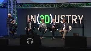 round table healthcare panel in 3d ustry 2017