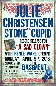 Stone Julie Christensen Cupid Singer Christensen amp; 7qqw6PR