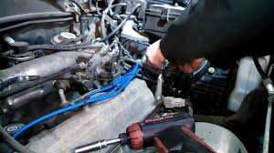 Fuel filter replacement 2000 Toyota Rav4 Install Remove Replace ...
