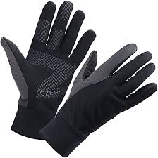 OZERO Winter Thermal <b>Gloves</b> for <b>Men</b> Touch Screen <b>Windproof</b> for ...