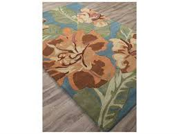 jaipur rugs coastal seaside storm blue rectangular area rug