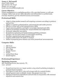 Resume Experience Example Job Resumes Examples Simple Resume Cover ...