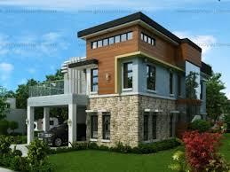 Modern Home Exteriors With Stunning Outdoor SpacesTwo Storey Modern House Designs