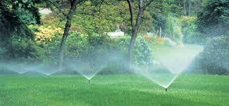 landscape irrigation planning designer