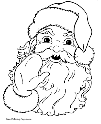 Free Christmas Coloring Pages For Kids Printable Photo Album