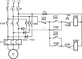 phase motor wiring diagram star delta solidfonts motor delta connection nilza net