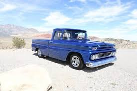 Chevrolet C-10 2 door 1962 Blue For Sale. Count's Kustoms 1962 Chevy ...