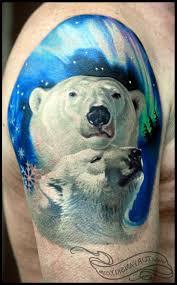 тату медведь значение 70 лучших фото эскизов