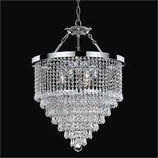 hanging crystal chandelier spellbound 605tm19sp 7c