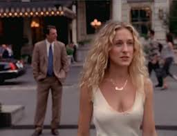 Carrie Bradshaw Carrie Bradshaw Month Charity Shop Chic