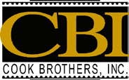 Cook Brothers, Inc. Application for Employment