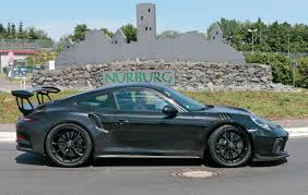2018 porsche gt3 rs. modren gt3 2018 gt3 rs bodywork of facelifted porsche 9912 is peppered  with cooling ducts and porsche gt3 rs