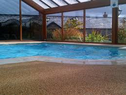 Holiday Cottage Swimming Pool Wales