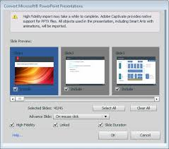 Animated Ppt Templates Free Download For Project Presentation Import And Edit Powerpoint Presentations In Captivate