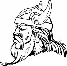 Adult Viking Coloring Pages Minnesota Viking Coloring Pages Viking