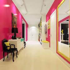 Hallway Decorating Decorating Small Hallways Decorating Small Spaces Bold Design