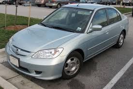 File:04-05 Honda Civic Hybrid.jpg - Wikimedia Commons