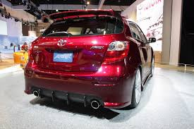 2007 Toyota Matrix Rally Sport Concept Review - Top Speed