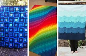 Free Quilt Patterns, Baby Quilt Patterns, Applique Patterns, Quilt ... & Best of 2017: 100 Free Quilt Patterns You Loved This Year Adamdwight.com
