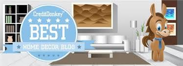 Superb Best Home Decor Blog © CreditDonkey