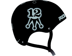 Roces M12 Adult Ce Aggressive Mens Helmet Amazon Co Uk