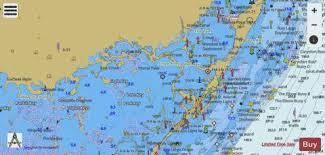 Tide Chart Marathon Fl Miami To Marathon And Florida Bay Page C Marine Chart