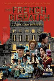 The French Dispatch - PosterSpy