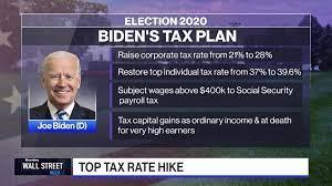 Biden's Tax Hike - Relawding