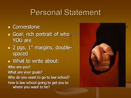 Law school personal statements double spaced   kidsa web fc  com     example of resume personal statement