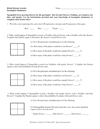 Worksheet : Punnett Square With 3 Traits Blood Type Problems Blood ...