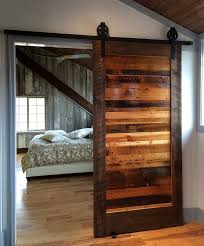 wood barn door home sliding doors attachments angels4peace com with remodel 34