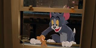 Tom & Jerry Movie Trailer Brings 2D Characters Into The Real World